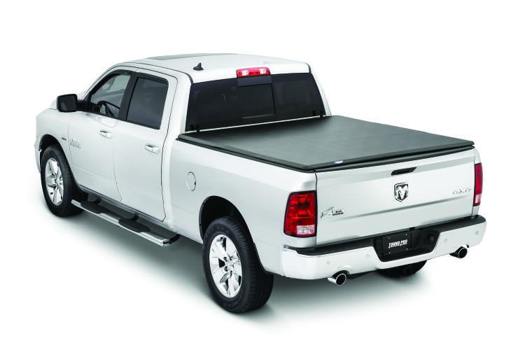 TonnoPro TPO42-204 Tonnofold Tonneau Truck Bed Cover for 09-18 Ram 1500 8.2'