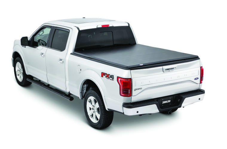 TonnoPro TPOLR-3015 LoRoll Tonneau Truck Bed Cover for 2004-2008 Ford F-150 5.6'
