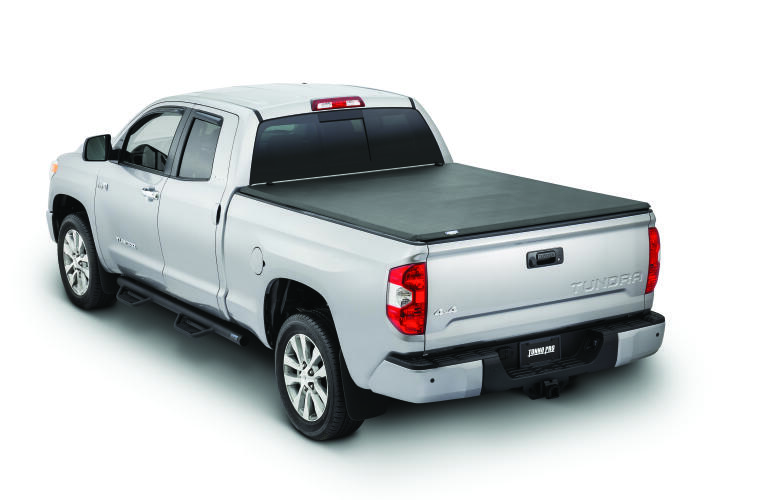 TonnoPro TPO42-400 Tonnofold Tonneau Truck Bed Cover for 17-21 Nissan Titan 5.7'