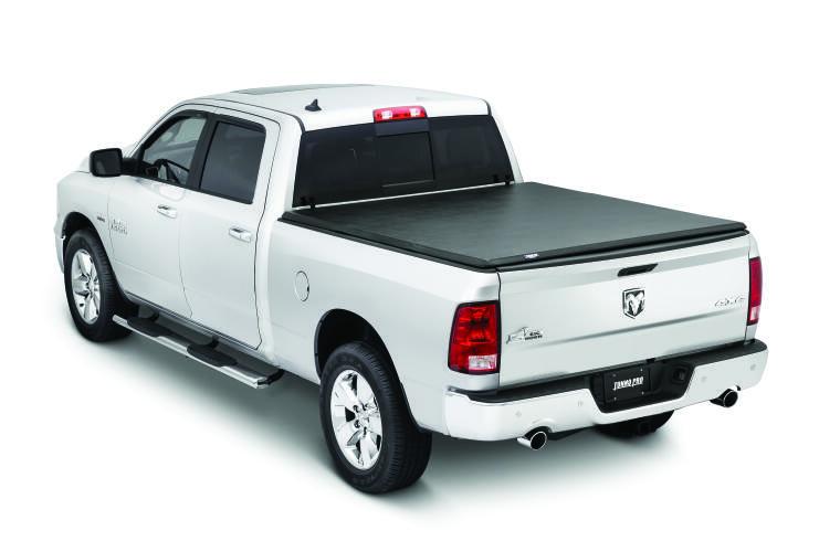 TonnoPro TPOHF-257 HardFold Tonneau Truck Bed Cover for 75-93 Dodge D 6.6ft