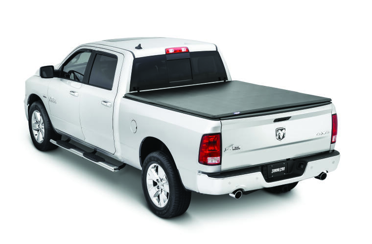 TonnoPro TPOLR-2035 LoRoll Tonneau Truck Bed Cover for 09-11 Dodge Dakota 5.3'